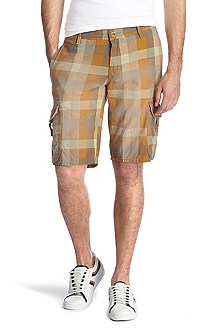 Regular fit cargo shorts 'Schwinn1-Shorts-W'