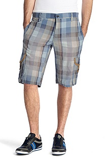 Regular-Fit Cargo-Shorts ´Schwinn1-Shorts-W`