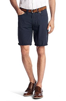 Cargo shorts with zip-fly 'Bahamas-10'