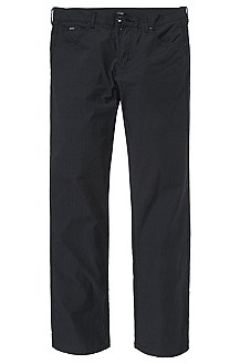Regular fit cotton jeans 'Kansas-10'