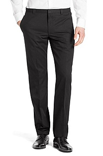 Pantalon moderne de coupe Slim Fit, Himmer1