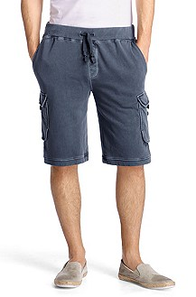 Sweatshort 'Shorts' in cargostijl