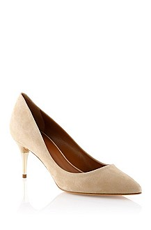 Genuine suede pump 'Balika-S'