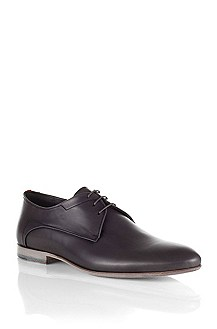 Calfskin leather Derby shoe 'Nebis'