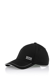 Cap with small embroidered logo 'Cap 1'