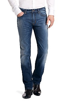 Slim fit jeans 'Hugo 708'