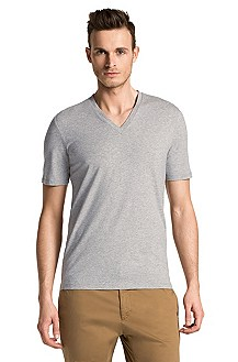 V-neck T-shirt 'Dredoso-M'
