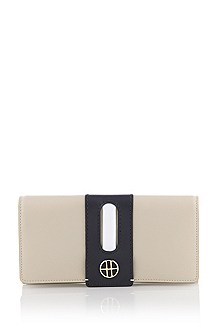 Soft leather wallet 'Havrile'