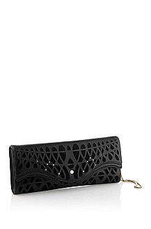 Clutch with a wrist chain 'Flavie'