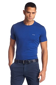T-shirt with a round neckline 'Tee'
