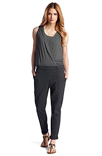 Slightly fitted jumpsuit 'Anelie-W'