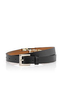 Pin buckle belt 'Claudie'