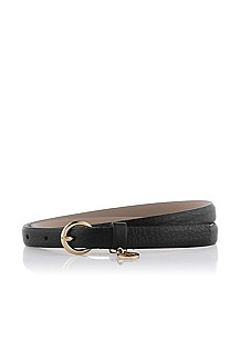 Soft leather belt 'Vanya-G'