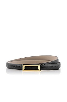 Leather belt 'Franny'