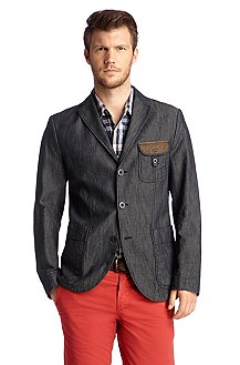 Regular fit tailored jacket 'Befael-W'