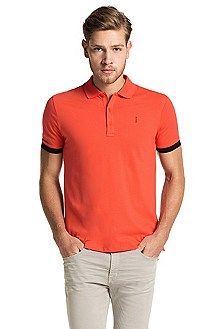 Regular fit poloshirt ´Nono-C`
