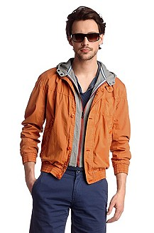 Outdoor cotton jacket 'Ohagen-D'