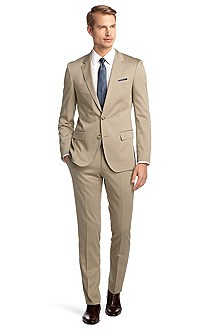 New wool business suit 'Huge2/Genius1'
