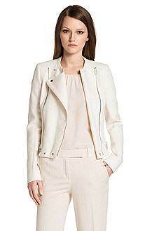 Round neck blazer from HUGO 'Adiny'