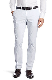 Slim leg trousers 'Wing1-W'