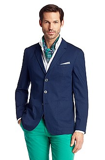 Tailored jacket with a notch lapel 'Matteo-W'