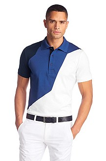 Modern Fit polo shirt 'Patio 3'