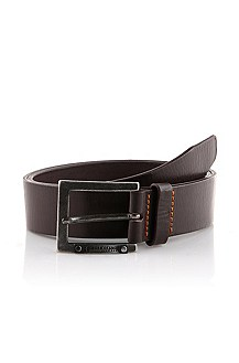 Genuine cowhide belt 'Jarly'