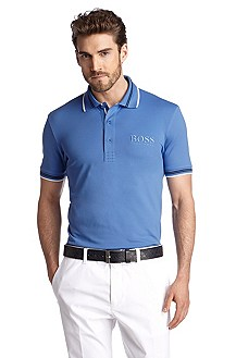 Cotton blend polo shirt 'Paddy Pro 1'