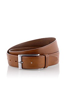 Leather belt 'Eberio'