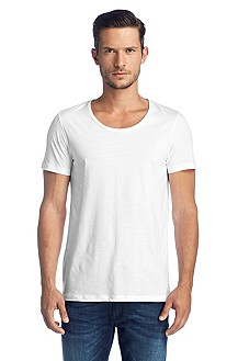 Round neck T-shirt from HUGO 'Dartin'