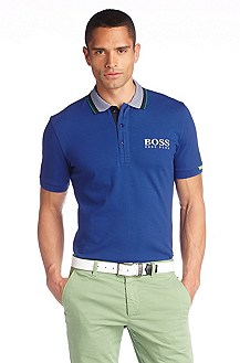 Cotton blend polo shirt 'Paddy MK'