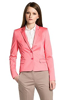 Blazer with notch lapel from HUGO 'Anneke'