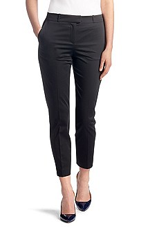 Cropped leg trousers 'Toba'