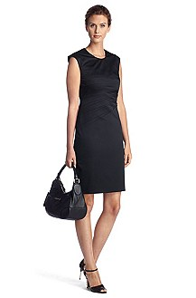 Knee-length sheath dress 'Dicaila'