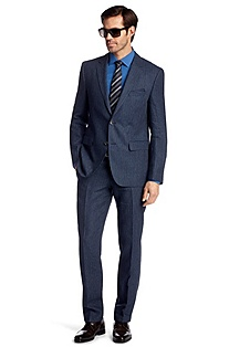 Regular Fit business suit 'The James4/Sharp6'