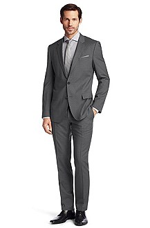 Business suit without a waistcoat 'Huge2/Genius1
