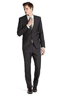 Fashion slim fit suit 'Adris/Heibo'