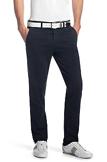 Slim Fit chinos 'Lakany 1-D'