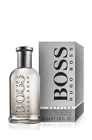 BOSS Bottled Eau de Toilette 50 ml, 999_Assorted-Pre-Pack