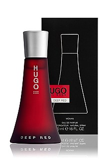 HUGO Deep Red Eau de Parfum 50 ml