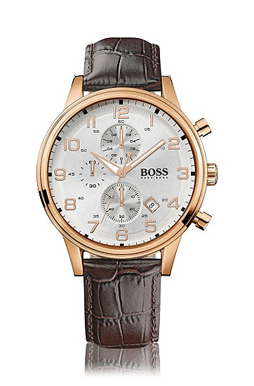 Elegant aviator's chronograph, 999_Assorted-Pre-Pack
