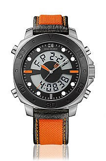 Sporty  2-in-1 watch for men 'HB149'