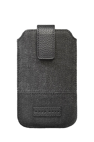 Universal smart phone pouch 'SCOUT', Black