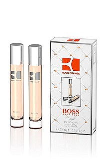 Lot de deux BOSS Orange Women EDT 2 x 7,4 ml