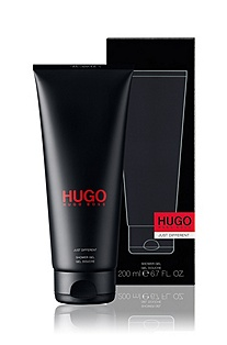 Gel douche, HUGO JUST DIFFERENT SG 200 ML