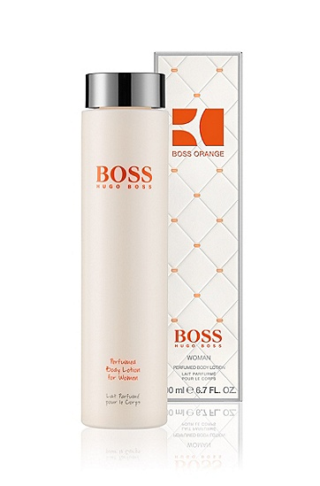 BOSS ORANGE Women Body Lotion 200 ml, 999_Assorted-Pre-Pack