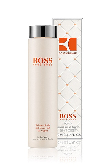 BOSS Orange Shower Gel 200 ml, 999_Assorted-Pre-Pack