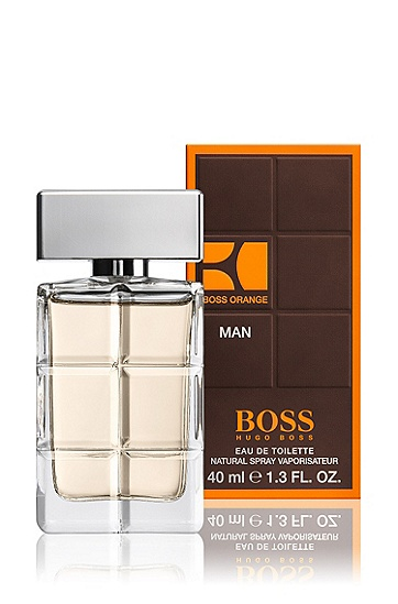 BOSS Orange Man Eau de Toilette 40 ml, 999_Assorted-Pre-Pack