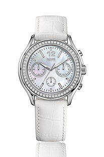 Ladies watch with mother-of-pearl dial 'HB5009'