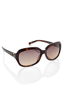 Animal pattern sunglasses 'BOSS 0436/S'